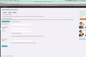 WordPress SEO and Google Webmaster Tools