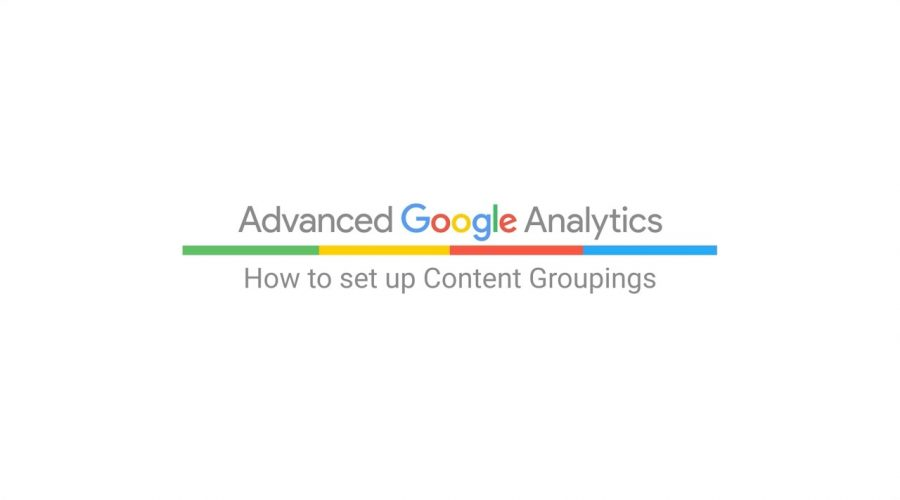 How to set up Content Groupings (3:05)