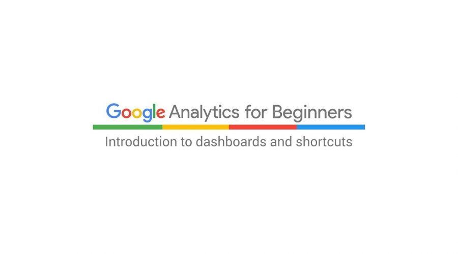 Introduction to dashboards and shortcuts