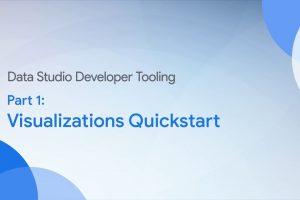 Community Visualizations: Developer Tooling Quickstart