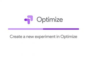 Create a new experiment in Optimize