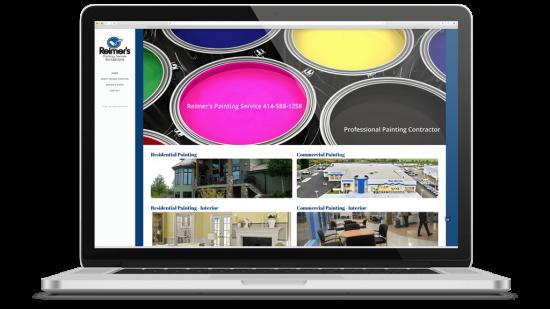 Reimer's Painting Service Mobile Friendly Website Design, SEO & API Integration Reimer's Painting Service is the area's premier residential & commercial painter serving Brookfield, Hartland, Delafield, Pewaukee, Hartford, Dousman, Oconomowoc & surrounding areas.