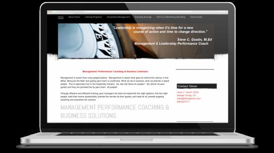 Steve Gostin E-Commerce Website Development, SEO & Amazon Marketing Steve Gostin is a PhD Author of Business Books.