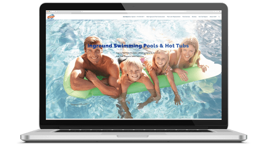 ASAP Website Design, Bi-Annual SEO Focus, Google Places, Bing Maps ASAP (Accurate Spa and Pool) is a local in-ground swimming pool contractor that also does hot tub repair. Being seasonal, the site must quickly change the keyword focus between In-Ground Swimming Pool Construction and Hot Tub Repairs as the season changes and quickly reflect those changes in local search engine results.